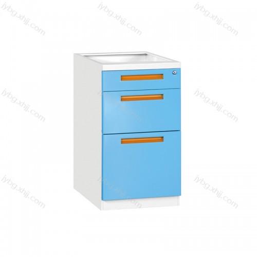 钢制固定柜 办公桌底柜厂家直销 JY-ZDG-13