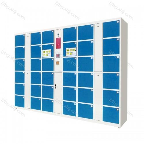 工厂现货刷卡型存包柜超市储物柜JY-CBG-06