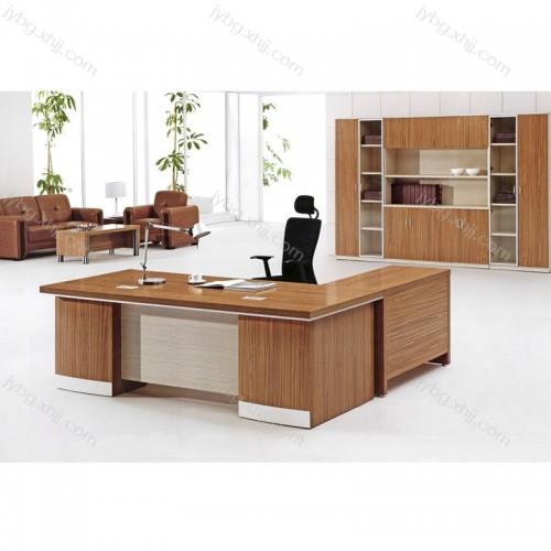 办公桌总裁主管桌新款办公家具 JY-JLT-13#