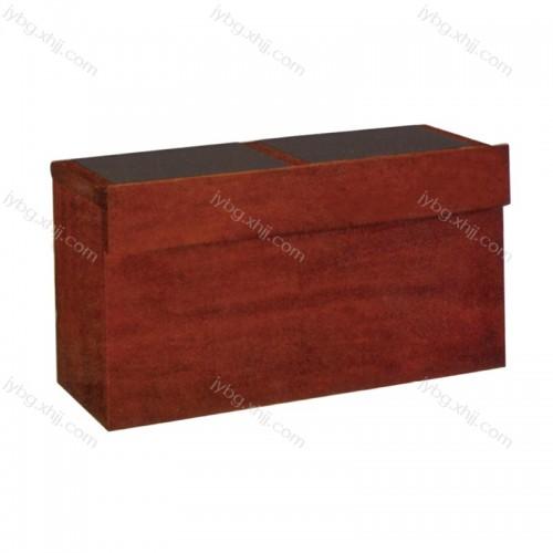 油漆培训桌实木演讲台促销价格JY-ZXT-04