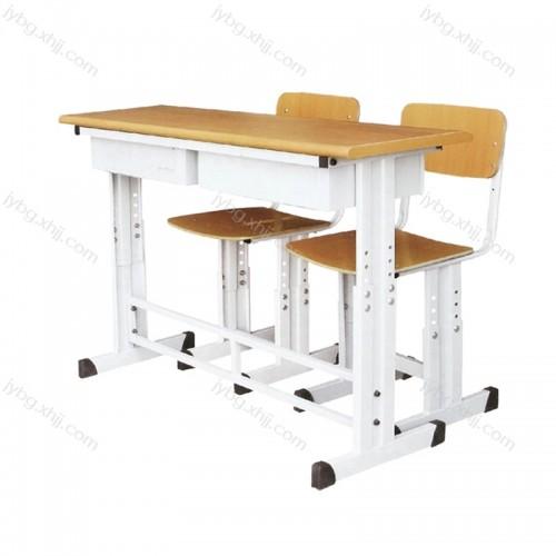 学校校园培训班课桌椅套装 JY-KZY-18#