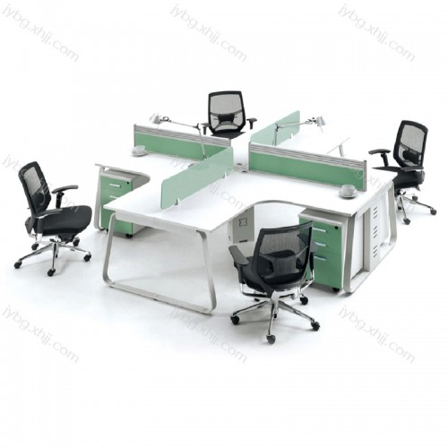 简约现代办公室屏风职员位 JY-PF-05#