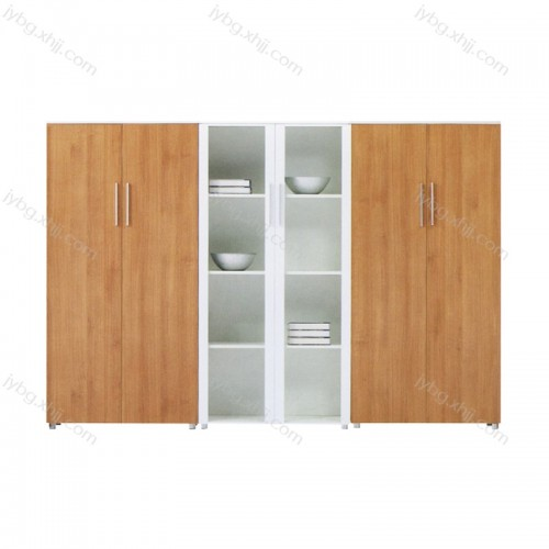简约时尚办公室书柜文件柜批发厂家  JY-MZSG-22#