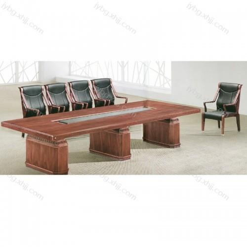 厂家直销油漆会议桌 会议室会议台价格JY-HYZ-03