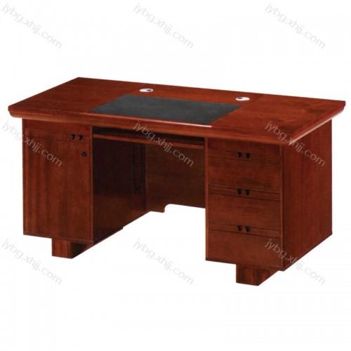 厂家直销公司单人办公桌油漆写字台JY-ZT-19