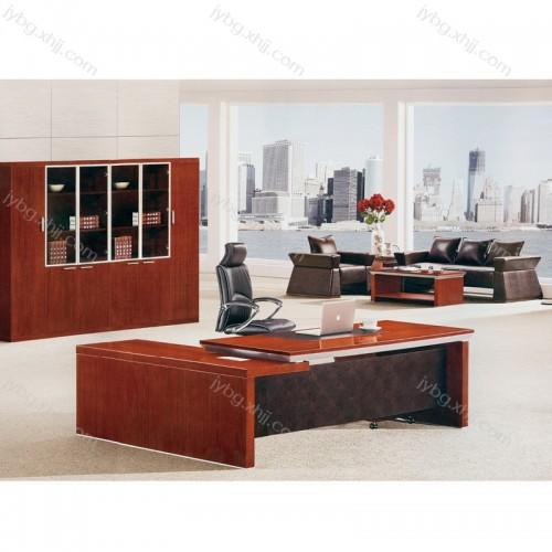 油漆办公桌厂家 班台桌经理台定制尺寸JY-BT-11
