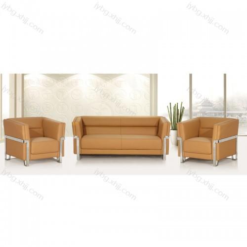 接待室商务小型简易套办公室会客沙发 JY-SF-14#
