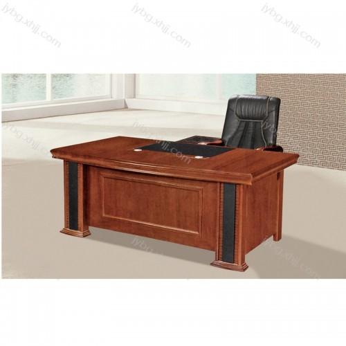 简约现代老板桌 油漆班台桌价格优惠JY-BT-08