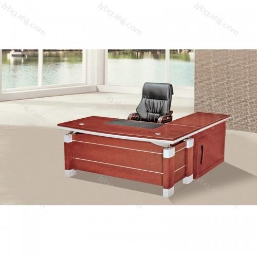 油漆老板办公桌班台桌生产批发JY-BT-07