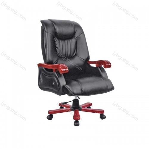 家用电脑椅真皮老板椅可躺大班椅 JY-BY-09#