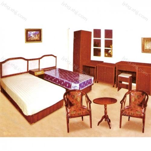 宾馆酒店标准套房家具采购批发JY-JDTF-16