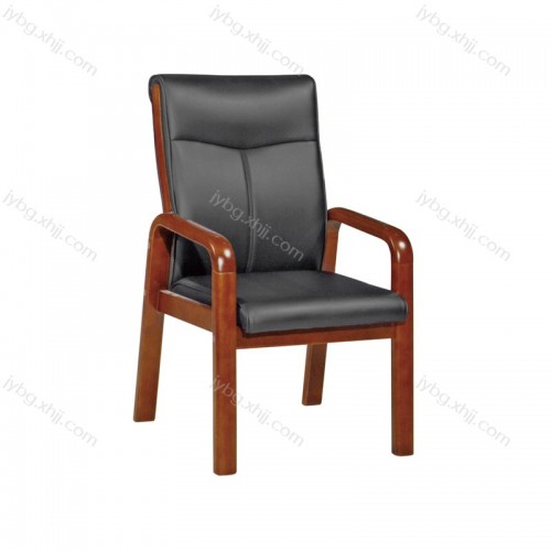 办公四角座椅 会议室扶手开会椅批发JY-HYY-113