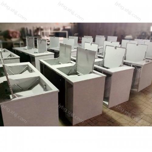 生产直销多媒体讲桌 JY-DMTZ-07