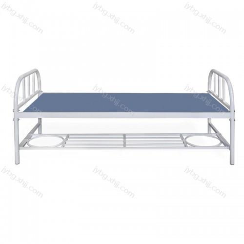 钢架单人床 员工宿舍床生产批发JY-DRC-16