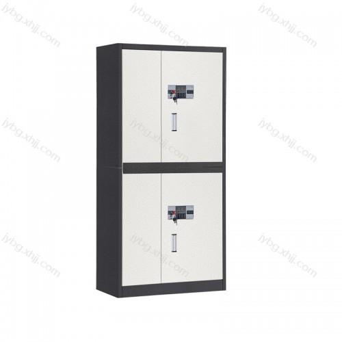 电子锁套色双节柜采购价格 JY-MMG-03