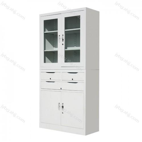 分体三屉开门柜文件柜低价促销JY-BM-11