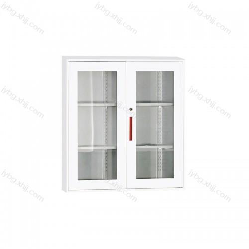 玻璃门薄边矮柜厂家促销 JY-BBG-02