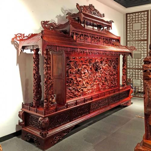 红木家具 明清古典客厅装饰品01