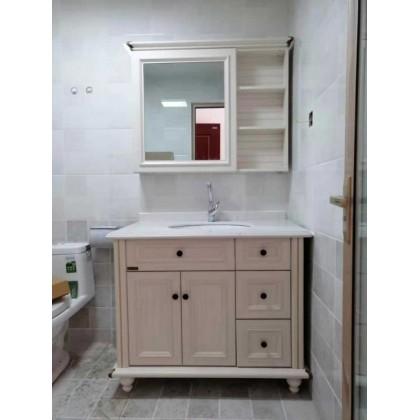 全铝家居 全铝定制浴室柜