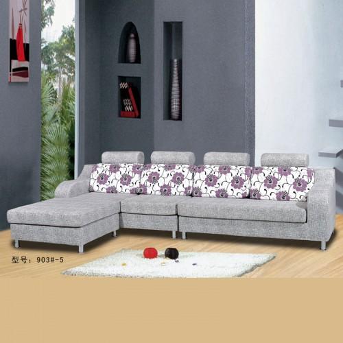 可拆洗布艺沙发 客厅沙发 小户型沙发 特价直销  903#-5