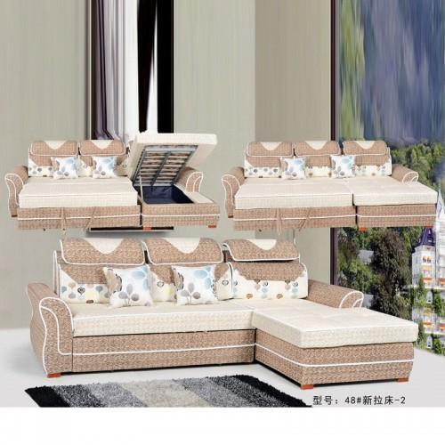 布艺沙发生产厂家 转角沙发拉床生产供应商 48#新拉床-2
