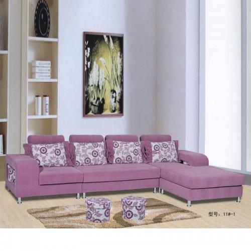 客厅布艺沙发 转角现代特价时尚家具11#-1