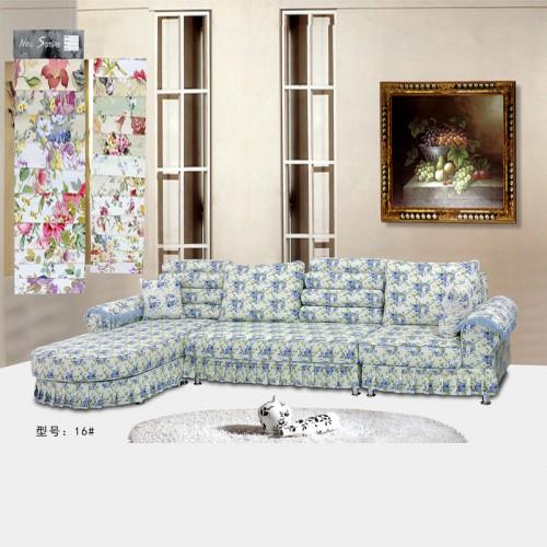 特价沙发小户型布艺转角沙发 16#