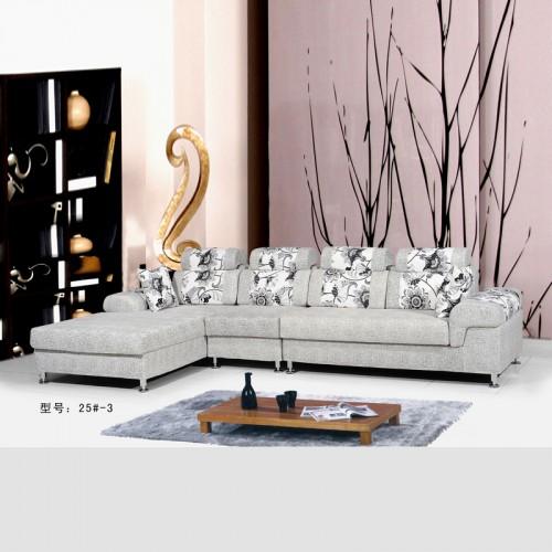 免洗布艺沙发 大小户