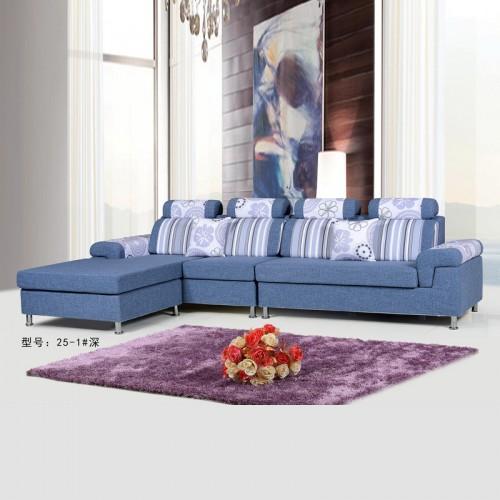 休闲沙发转角布艺沙发