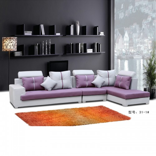 创意现代布艺沙发转角现代沙发厂商31-1#