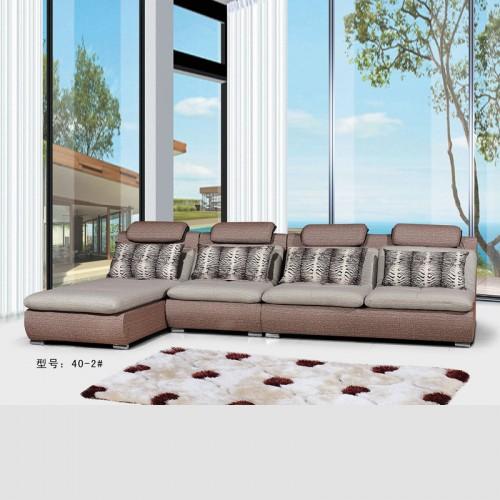 布艺转角沙发品牌  布艺转角沙发采购40-2#
