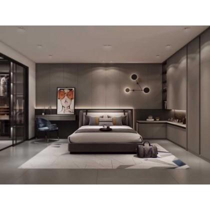 全铝家具 全铝轻奢极简系列家具