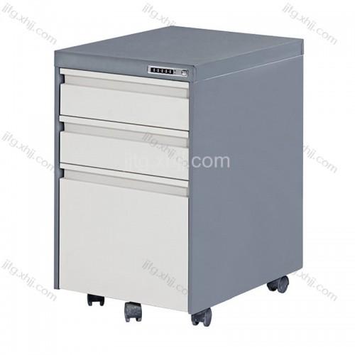 唐山吉佳钢制家具品牌 铁皮活动矮柜 HDG-17