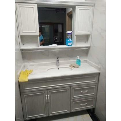 全铝家具 全铝浴室柜