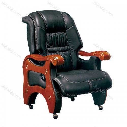 现代真皮办公椅大班椅
