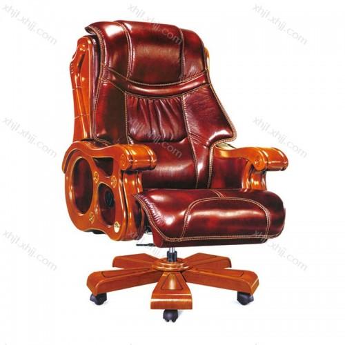 时尚奢华真皮办公椅总