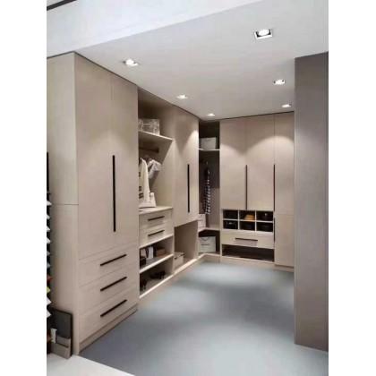 全铝家具 全铝现代风格储物衣柜