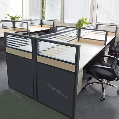 屏风工作位 多人组合职员屏风隔断办公桌PF-06
