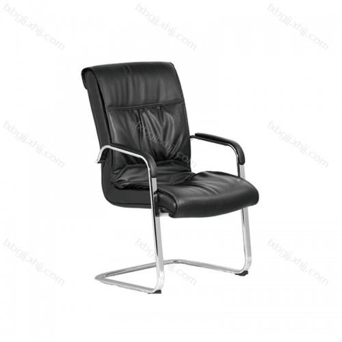 时尚现代真皮弓形办公椅超低价格 BGY-19