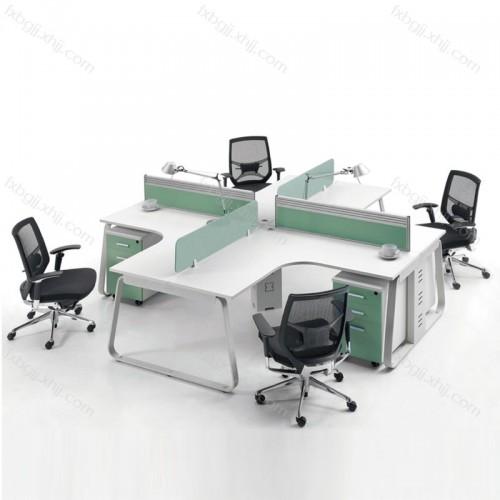 职员办公桌促销 屏风员工电脑桌特价批发  PF-03