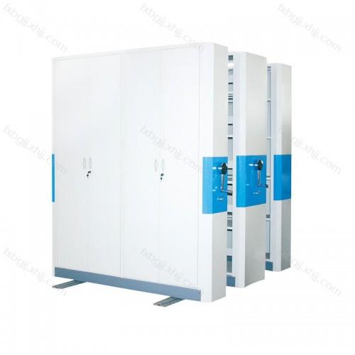 密集架档案柜文件柜手摇式移动密集柜 MJG-01