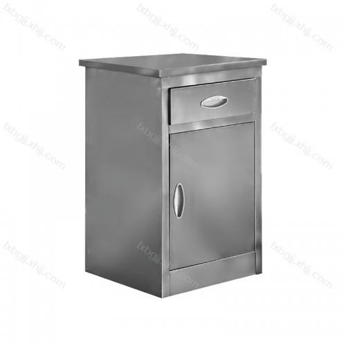 不锈钢病房医用储物床头柜 CTG-07