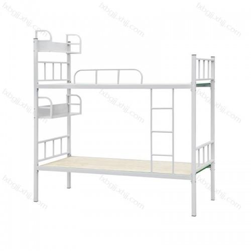 上下铺铁架床员工宿舍高低床 SXC-09