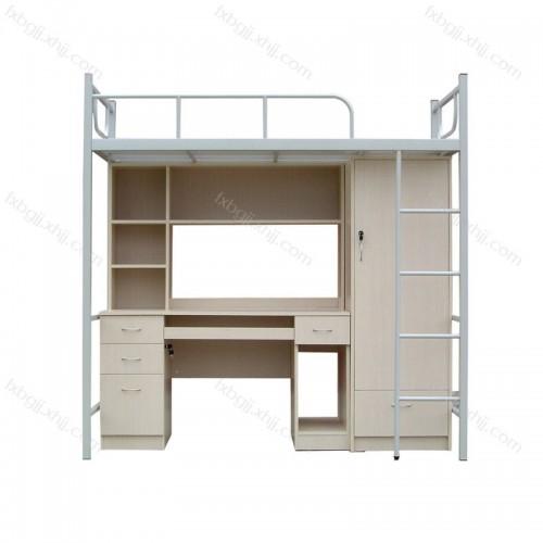 单人床公寓床 大学生宿舍上床下桌 GYC-03