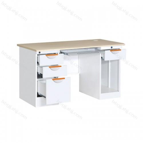 纯白电脑桌 办公室工作台 DNZ-12