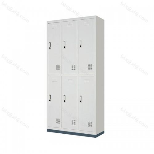 员工六门更衣柜储物柜 GYG-05