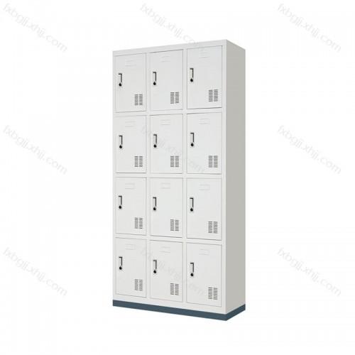 十二门更衣柜 员工储物柜 GYG-08