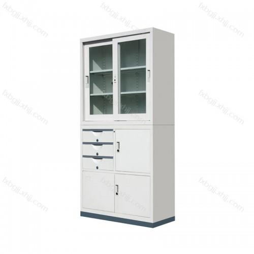 专业生产文件柜 偏三屉移门柜 BM-06