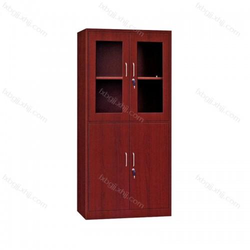 文件柜储物柜 平开门转印柜 ZYG-01