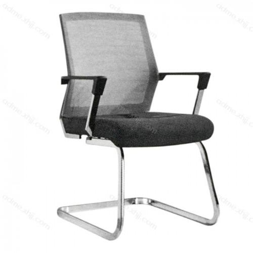 职员弓形椅 网布办公电脑椅定制批发05